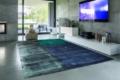Seignerteppich in modernem Wohnraum