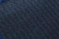 blauer papierteppich detail