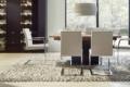 moderner teppich im luxus Esszimmer