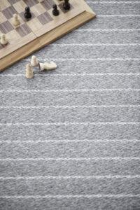 Teppich mit Schachbrett