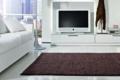 handwebteppich im Wohnzimmer