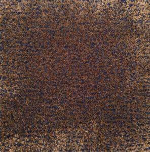 Teppichmuster Topas braun meliert