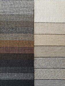 Sisal Strukturen für Teppiche