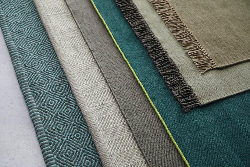 Teppich Muster im Detail
