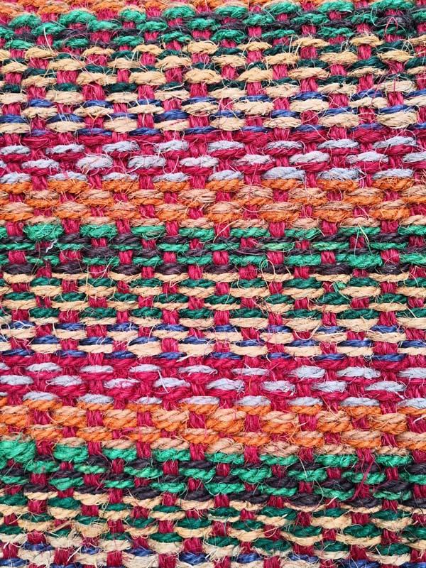 Tiscaa Muster mehrfarbig