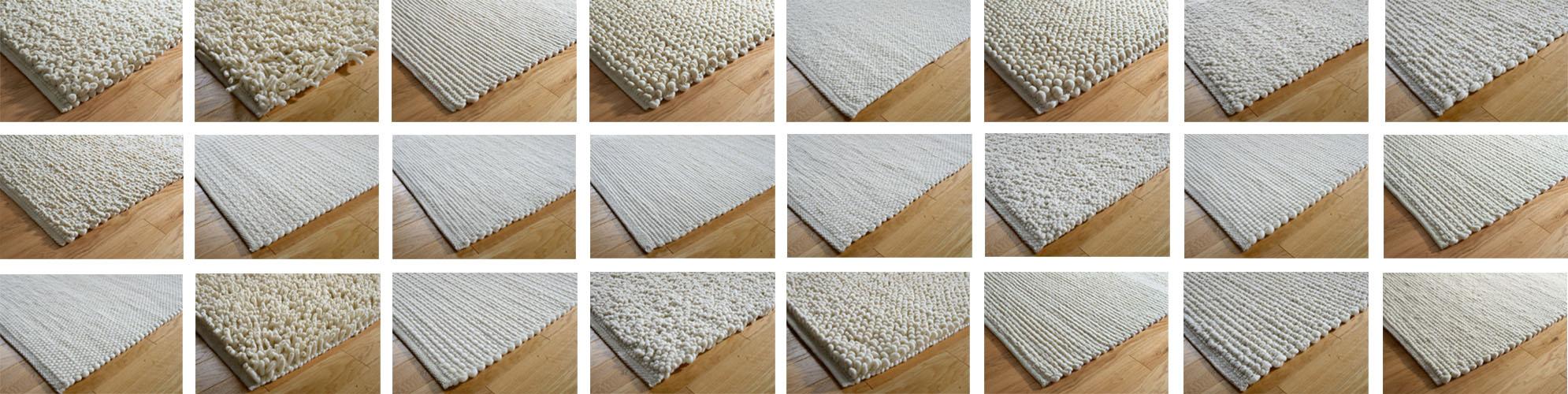 Tisca Teppich Strukturen