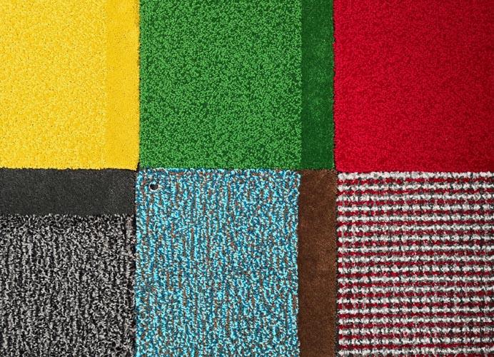 muster bunt teppiche braun collection