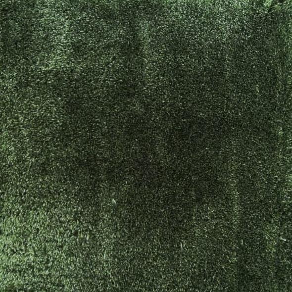 Teppichmuster Viskose grün