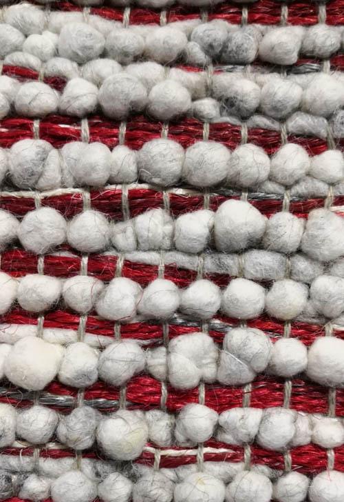 Tisca detailbild Teppich