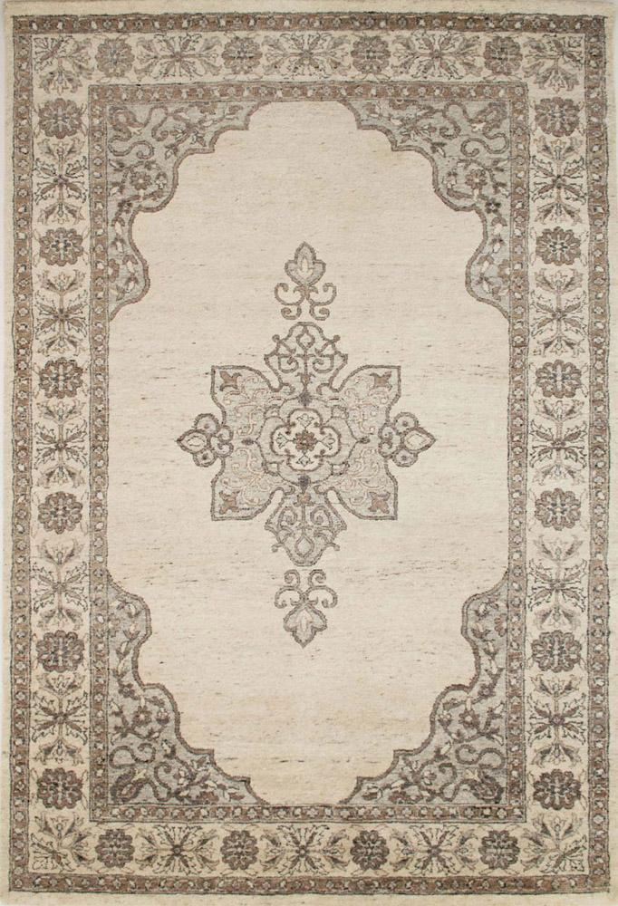 alpaka Teppich oriental muster